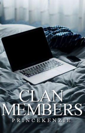 Hello Clan Members by PrinceKenzie