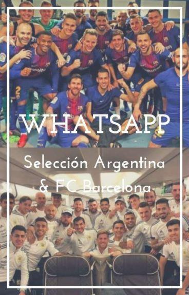 Argentina-Barcelona (Javier Mascherano)