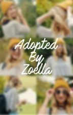 Adopted By Zoella | Book 1 Of: ABZ | Completed by GirIOnIine