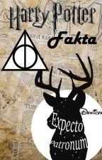 Harry Potter fakta ✔️ by Deniicek