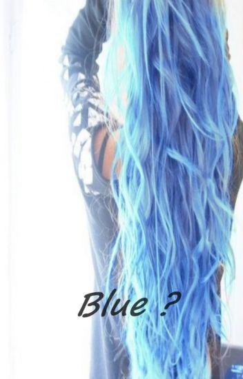 Blue ? Teen Wolf