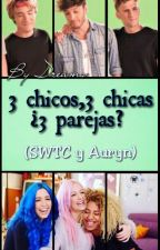 3 chicos,3 chicas,¿3 Parejas?(sweet california)(AURYN) by samm201611