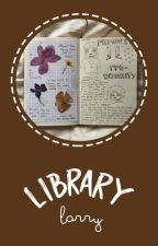 Library 》Larry by writinginbubbles