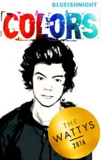 COLORS » Harry Styles | #Wattys2016 by blueishnight