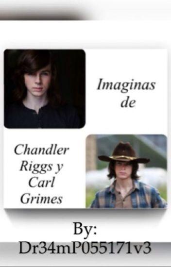 Imaginas de Chandler Riggs/Carl Grimes