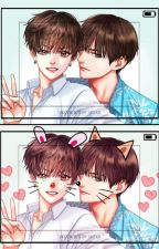 Taekook by luubae7