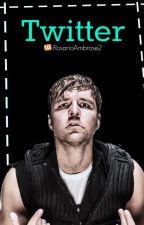 Twitter (Dean Ambrose) by RosarioAmbrose2