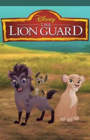 The Lion Guard and the Lion: Protectors of the new animal ( 2nd in series) by 3010246cj