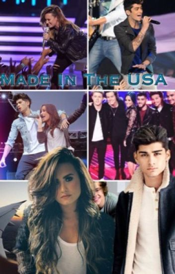 Made In The USA(Zemi Fanfic)