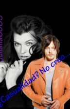¿Casualidad? No creo...*Norman Reedus* by juliana6083