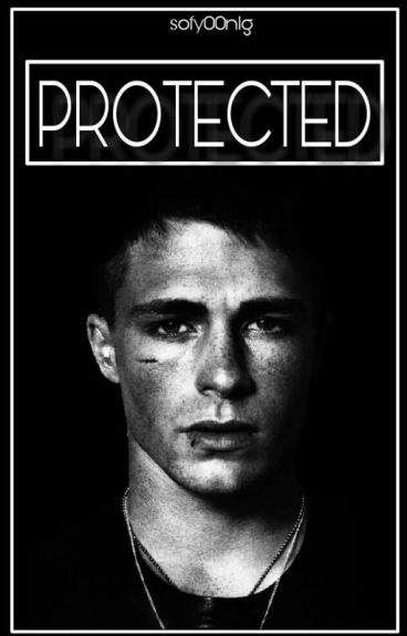 PROTECTED  // Colton Haynes