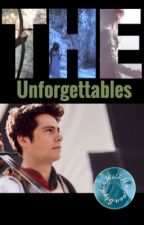 The Unforgettables by stydiaHAShappened