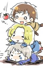 Happy Birthday! Hetalia Countries by furubaJB15