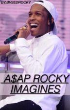 A$AP Rocky Imagines by bvsedrocky