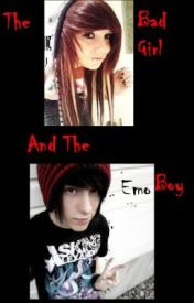 The Bad Girl And The Emo Boy by pineapple_hitler