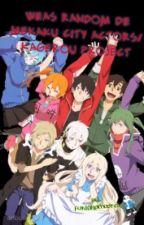 Weas Random De Mekaku City Actors/ KagePro by FukiaraMaster