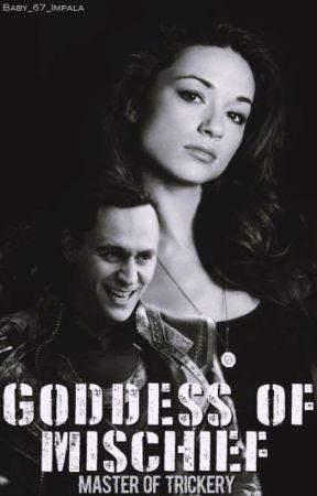 Goddess Of Mischief (Editing) by Bucky_Barnes_Spn