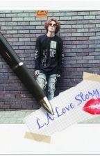 L.A Love Story (Levi Jones) by King-Ana272003