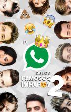 El WhatsApp De Los Famosos #HWAwards2017 by ImHapoy