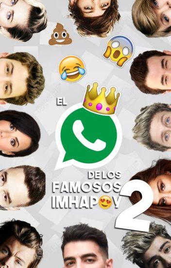 El WhatsApp de los Famosos