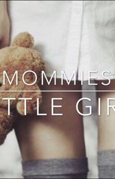 Mommies little girl