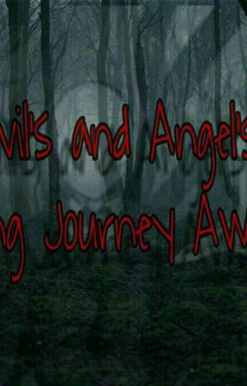 Devil's And Angel's - A Long Journey Awaits (A Jeffthekiller Love Story)