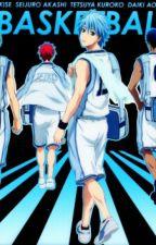 Kuroko No Basket Y Tu by AshlyVelasquez