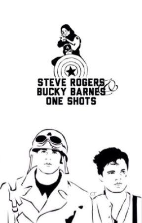 Steve Rogers and Bucky Barnes oneshots - Lemon Scented