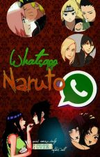 Whatsapp Naruto by tsutsukakushii