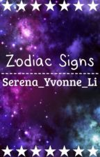 Zodiac Signs  by APH-Official-Kyoto