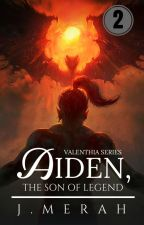 AIDEN : THE SON OF LYCANS [EDITING] by JM_saptember
