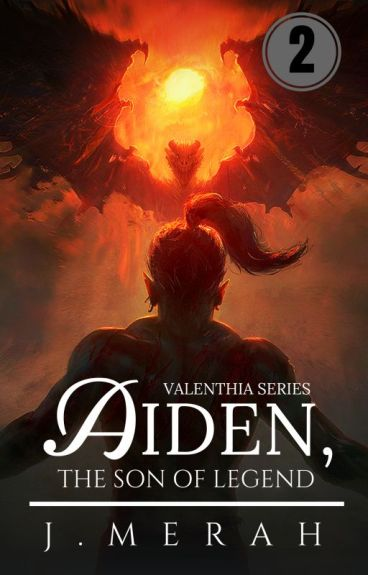 AIDEN : THE SON OF LYCANS (MALAY) #WATTYS2016 ✔
