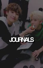 journals | jjk + kyr by hwidamn