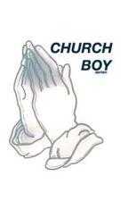 Church Boy by arrogantaerien