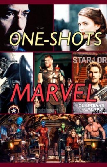 ONE SHOTS MARVEL !!