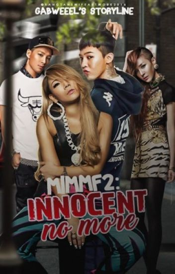 MIMMF Book 2: Innocent No More #Wattys2016