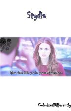 "Stydia: ""You look like you're gonna ignore me."" by ColorizedDifferently"