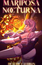 Mariposa nocturna by BeatriceLebrun