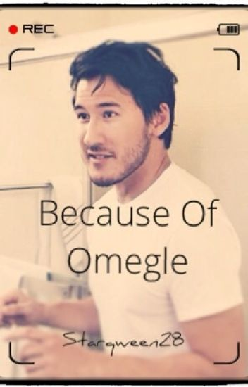 Because of Omegle II ON HOLD II (Markiplier x reader fanfic)