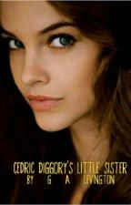 Cedric Diggory's Little Sister by G_A_Levington