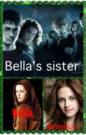 Bella's twin sister [ twilight and harrypotter fan fiction]