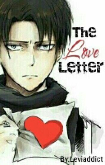 Levi x Reader | The Love Letter