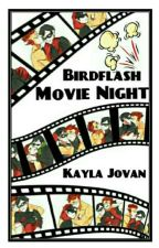 Movie Night (Birdflash) by Kayla_Jovan