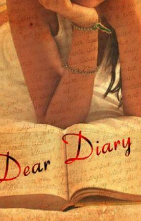 Dear Diary || H.S by x_xalexandra