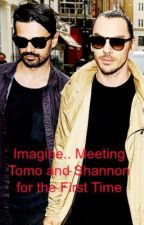 Imagine.. Meeting Shannon and Tomo for the First Time by imaginejaredleto