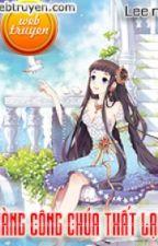 Nàng Công Chúa Thất Lạc (Nữ Hoàng Của Băng New Version) by songngu332001