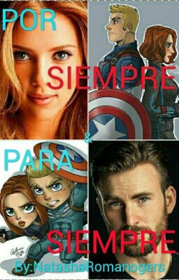 Por siempre y para siempre#Romanogers #AvengersAwards