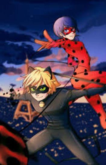 Nieświadomość- Miraculum Biedronka i Czarny Kot