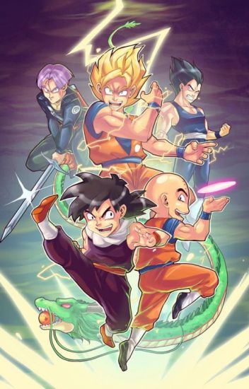 DBZ x Reader One shots [REQUESTS CLOSED]