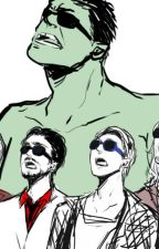 Księga faktów: Marvel by Shiruslayer